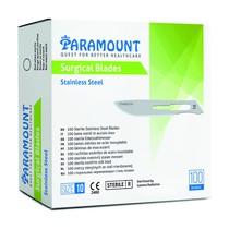 Lâmina de Bisturi de Aço Inox - Paramount