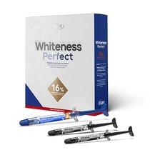 Kit Clareador Whiteness Perfect 16% + 2 Aplicadores Class 7,5% - FGM