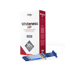Kit Clareador Whiteness HP + Kit Clareador Perfect 16% - FGM