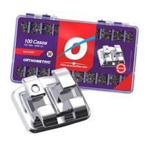 Bráquete de Aço Advanced Séries Roth 022 - Orthometric