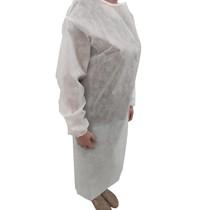 Avental de Procedimento Branco 20G - Neve