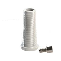 Cilindro Mini Pilar Calcinável - Singular