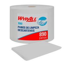 Pano Multiuso X60 Rolo Jumbo - Wypall
