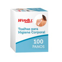 Pano Para Higiene Corporal X60 - WypAll®