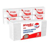 Pano de Limpeza X70 Extra Grande - WypAll®