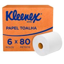 Papel Toalha Airflex Folha Dupla Rolo - Kleenex