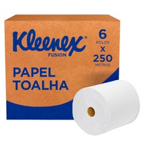 Papel Toalha Rolo - Kleenex®