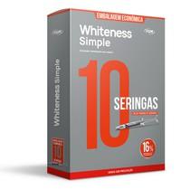 Kit Clareador Whiteness Simple 16% - FGM