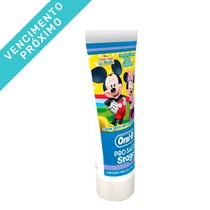 VENC 30/04/2021 - Creme Dental Stages Mickey/Minnie - Oral-B