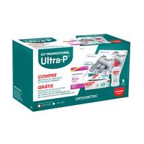 Bráquete de Aço Autoligado Ultra-P Roth 022 + Kit Colgate - Orthometric