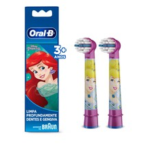 Escova Elétrica Refil Kids Princesas - Oral-B