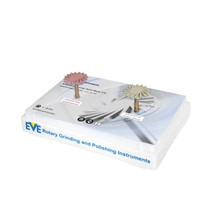 Polidor Diamantado EVE Diacomp Plus Kit Twist - OdontoMega
