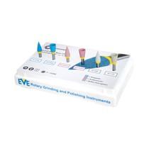 Polidor Diamantado EVE Diapol Kit Basic CA - OdontoMega