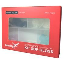 Disco de Lixa Sof-Gloss Kit - American Burrs