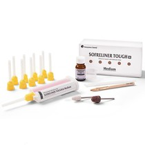 Reembasador Sofreliner Tough Kit Medium - Tokuyama