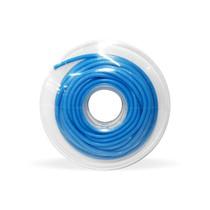 Tubo de Proteção Plástico Azul - Morelli