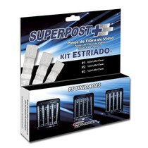 Pino de Fibra de Vidro Superpost+ Estriado - Superdont