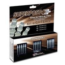 Pino de Fibra de Vidro Superpost+ Lightball - Superdont