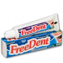 Creme Dental Menta - Freedent