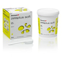 Silicone de Condensação Zetaplus Putty Soft Denso - Zhermack
