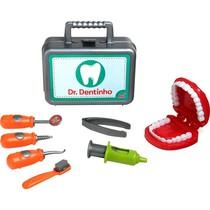 Brinquedo Brincando de Profissões Dr Dentinho Kit - Elka