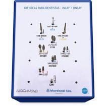 Kit Dicas Para Dentistas Para Inlay/Onlay - Labordental