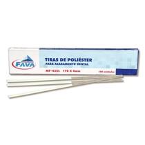 Tira de Lixa de Poliéster - Fava
