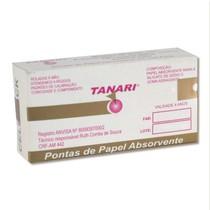 Ponta de Papel Absorvente Cellpack - Tanari
