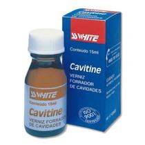 Verniz Forrador de Cavidades Cavitine - SS White