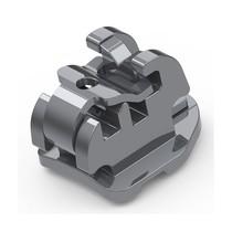 Bráquete de Aço Autoligado BioClip Roth 018 - Aditek