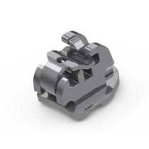 Bráquete de Aço Autoligado BioClip PI Dual Slot Roth 022 - Aditek