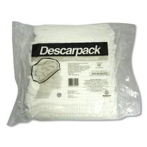 Touca Descartável Branca - Descarpack