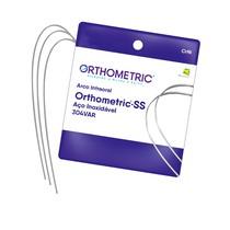Arco de Aço SS Stainless Redondo - Orthometric