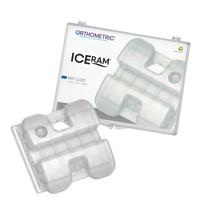 Bráquete Cerâmico Iceram MBT 022 Kit - Orthometric