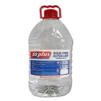 Água para Autoclave Deionizada 5L - SSPlus