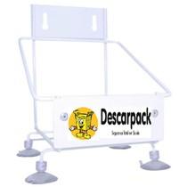 Suporte Para Coletor Perfuro Cortante - Descarpack
