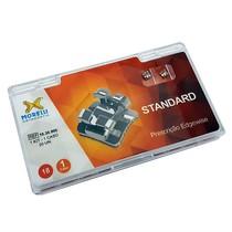 Bráquete de Aço Edgewise Standard 018 Kit - Morelli