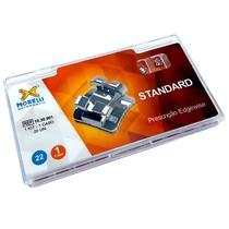 Bráquete de Aço Edgewise Standard 022 Kit - Morelli