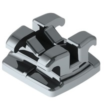 Bráquete de Aço Edgewise Slim Max 022 - Morelli
