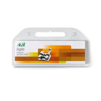 Bráquete de Aço Agile Roth 022 Kit 3M - Abzil