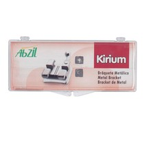 Bráquete de Aço Kirium Ricketts 018 Kit 3M - Abzil