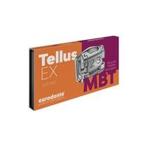 Bráquete de Aço Autoligado Tellus EX MBT 022 Kit - Eurodonto