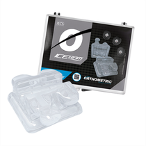 Bráquete Cerâmico Iceram Edgewise 022 Kit - Orthometric