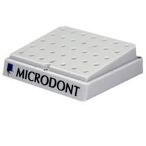 Broqueiro Acrílico 35 Furos FG - Microdont