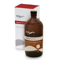 Resina Acrílica Termopolimerizável Líquida - TDV