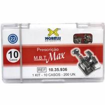 Bráquete de Aço MBT Max 022 Kit - Morelli