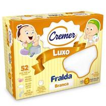 Fralda Luxo - Cremer