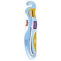 Escova Dental Plus Macia - Topz
