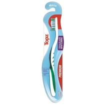 Escova Dental Premium Macia - Topz