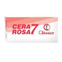 Cera 7 Rosa - Clássico